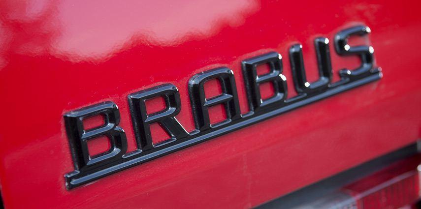 Brabus 190E 3.6S | Tuning Legend