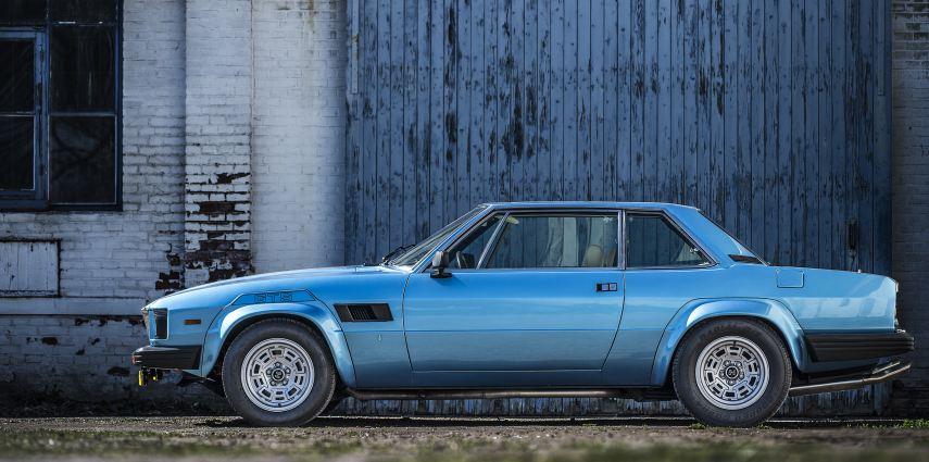 DeTomaso Longchamp GTS | Cultural Hybrid