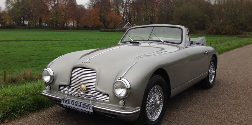 Aston Martin DB2 DHC | New Era