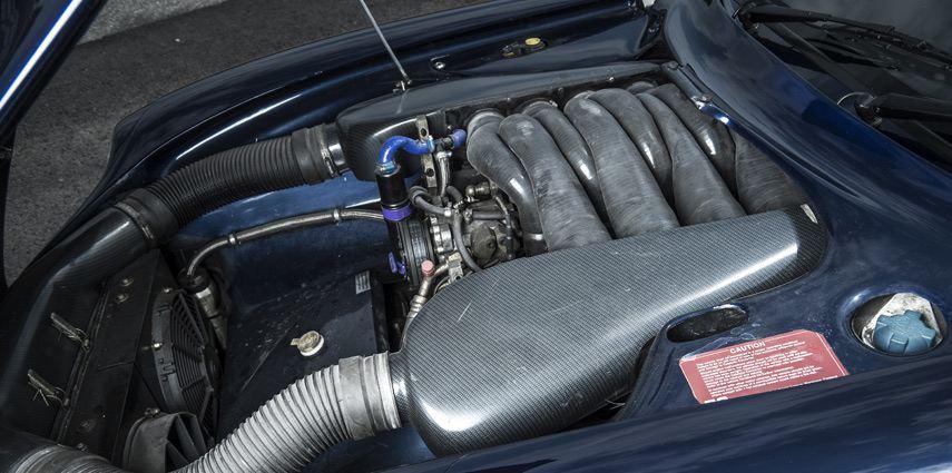 TVR Cerbera 4.5 S | Formula 1 genes
