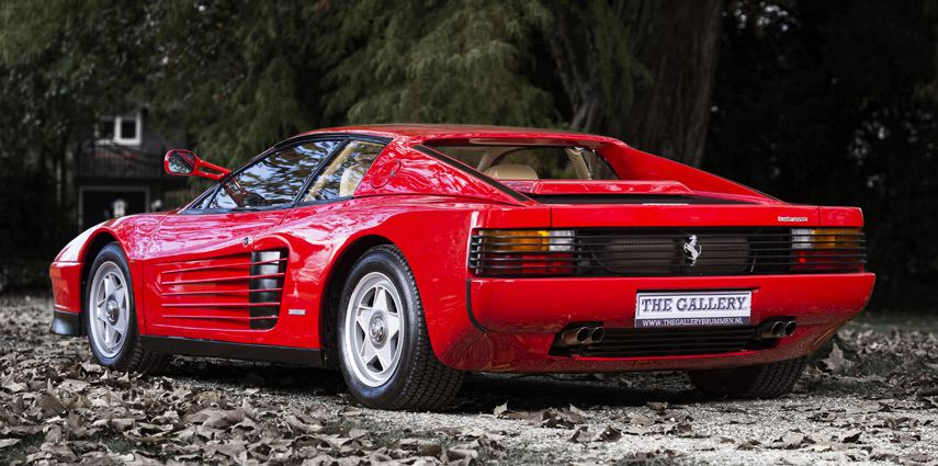 Ferrari Testarossa | Renewed Love